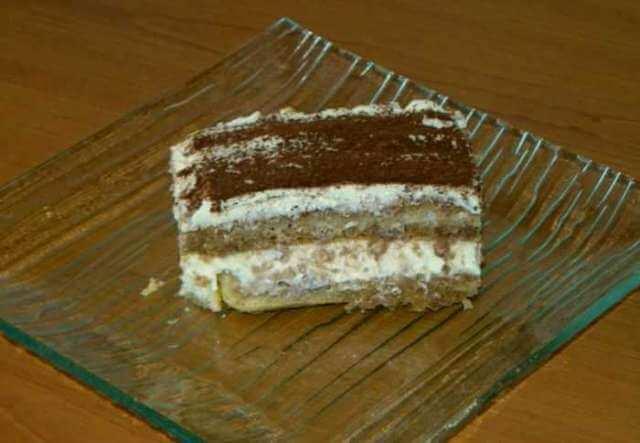 brza piškota torta