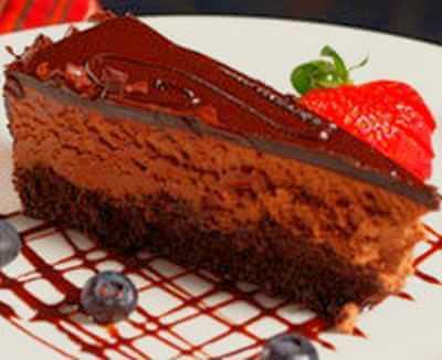kolac sa cokoladom i dzemom