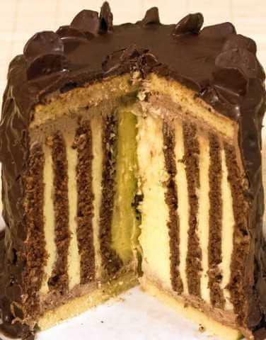 klavir torta