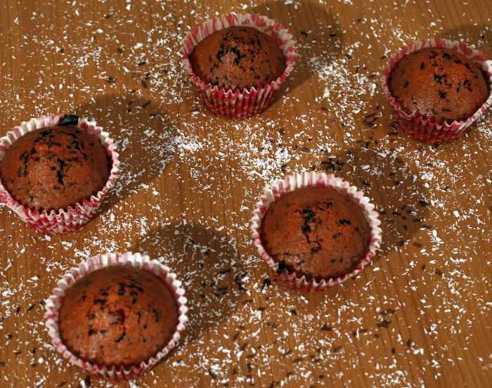 mafini sa cokoladom