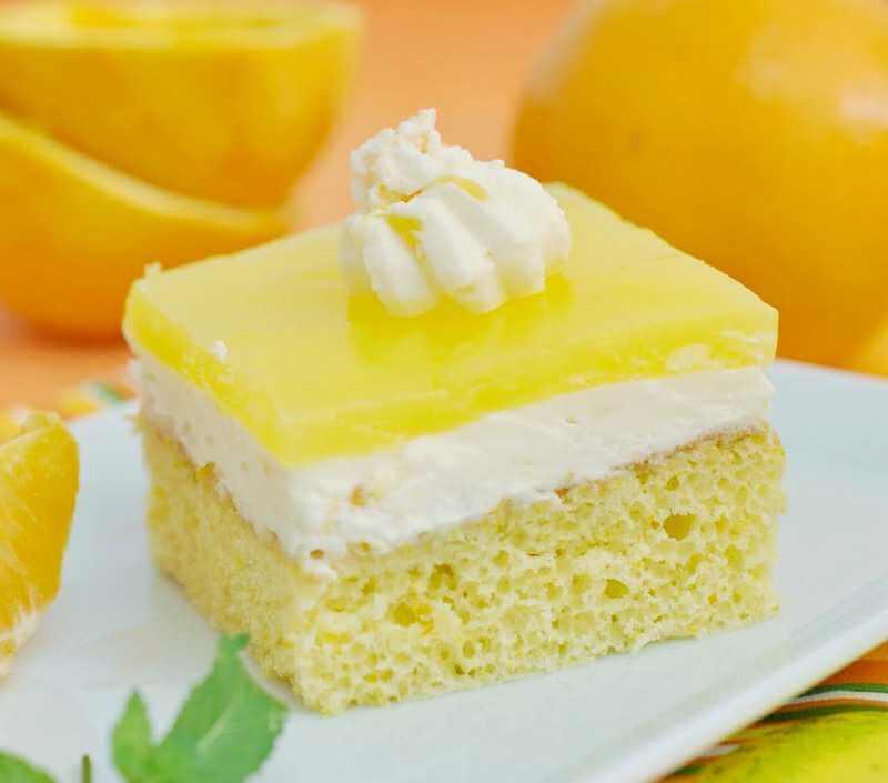 kolac sa pomorandzom