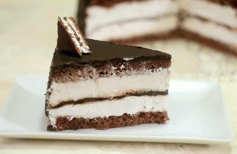 kinder pingvin torta