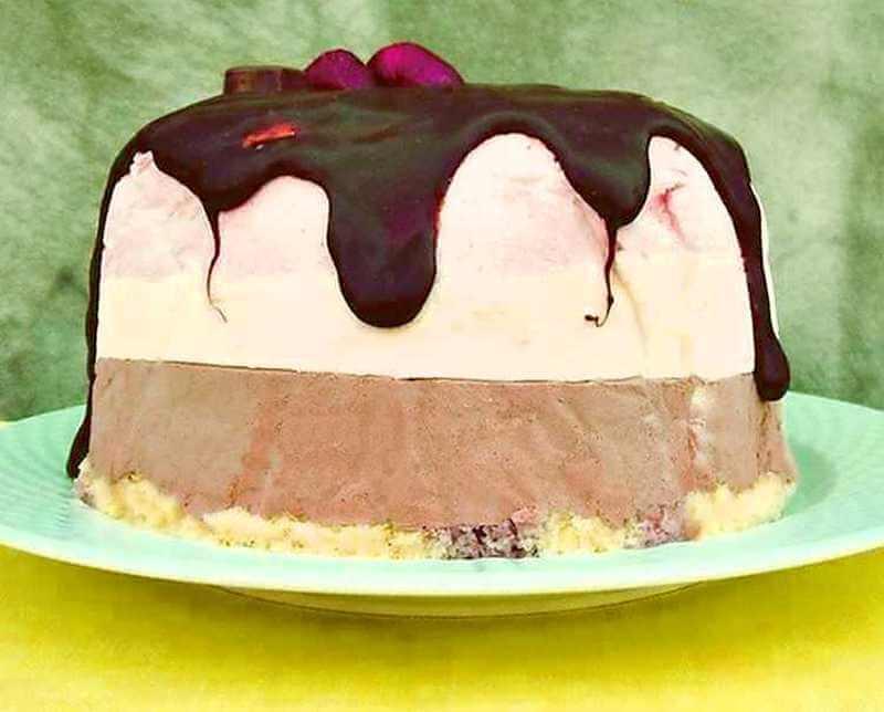torta sa tri krema