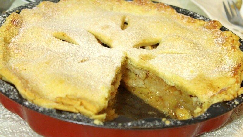 americka pita od jabuka