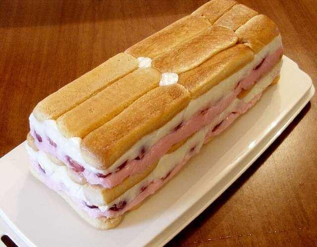 Торт с клубникой-2
