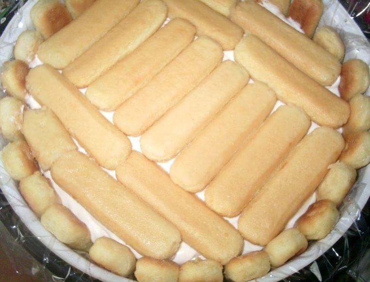 torta sa breskvama i piskotama (4)