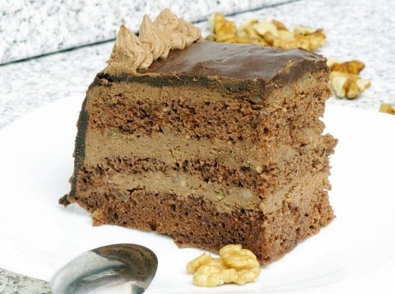 cokoladna torta sa orasima