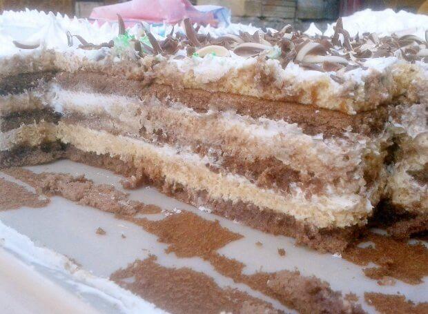 plazma torta