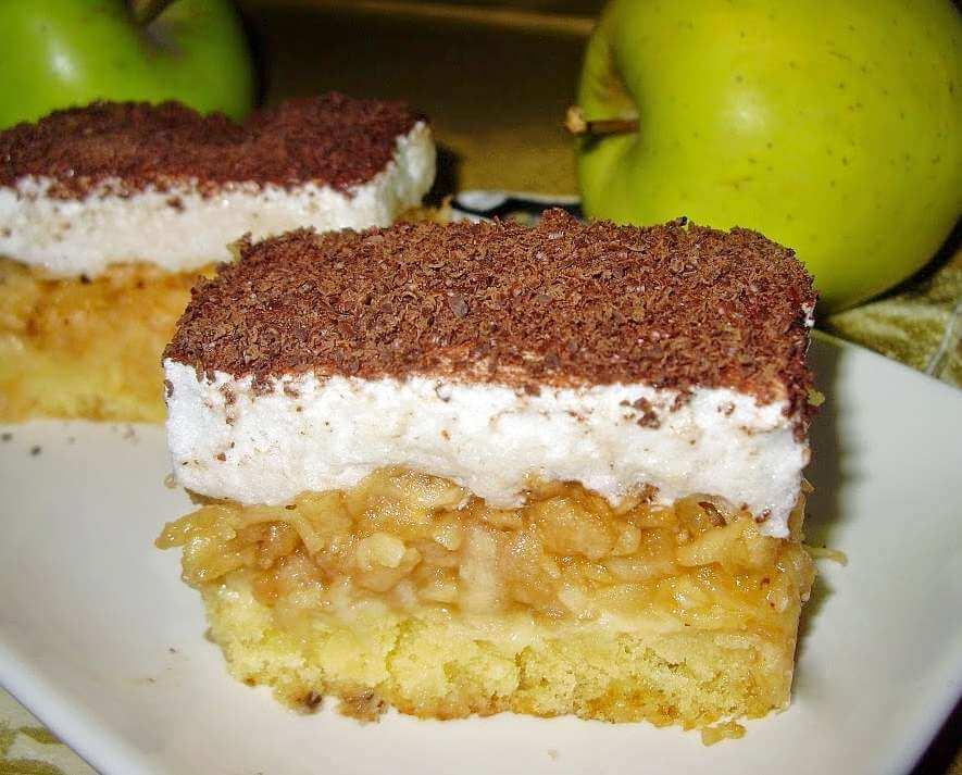 kolac sa jabukama