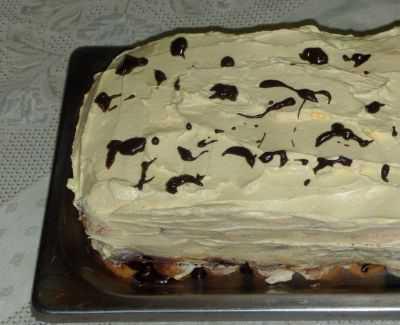 Brzi kolač sa piškotama