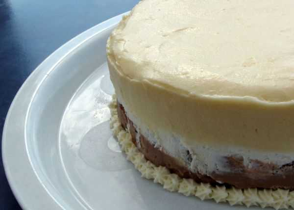 Milka torta 2