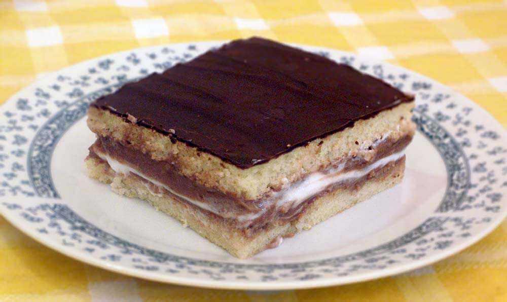 kolač sa čokoladom