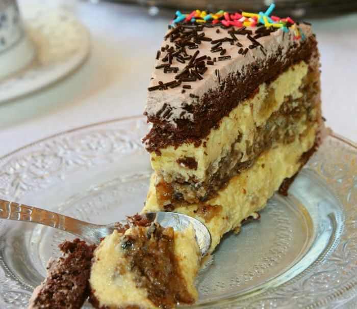torta pariz