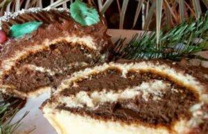 rolat od cokolade