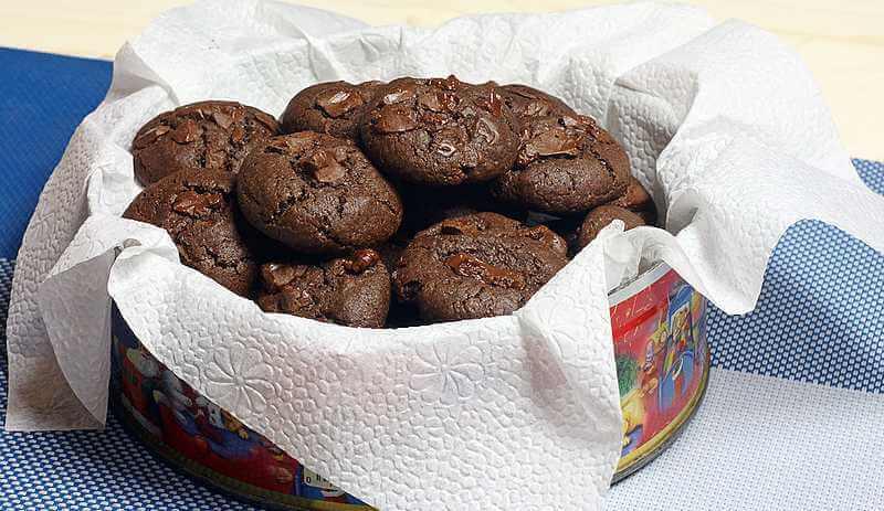 domaci cokoladni keks