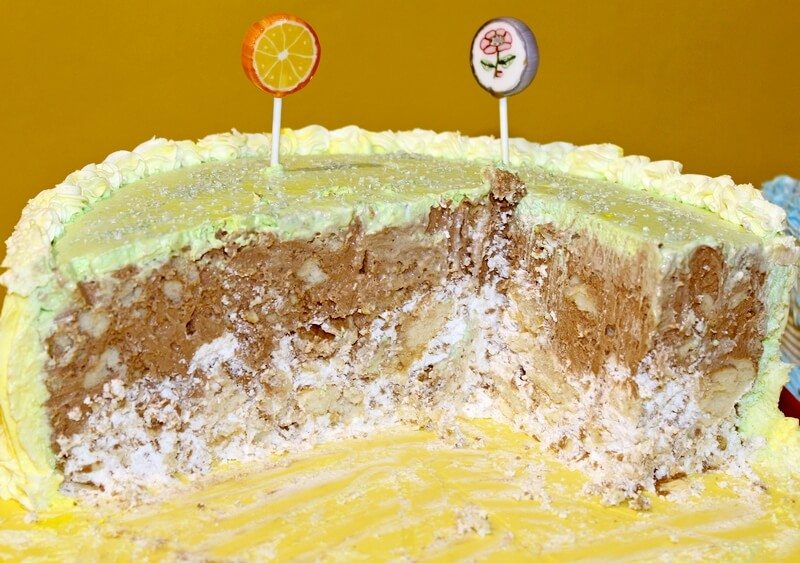 nepecena torta