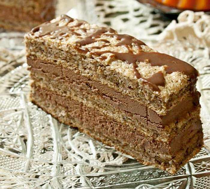 torta sa orasima i cokoladom