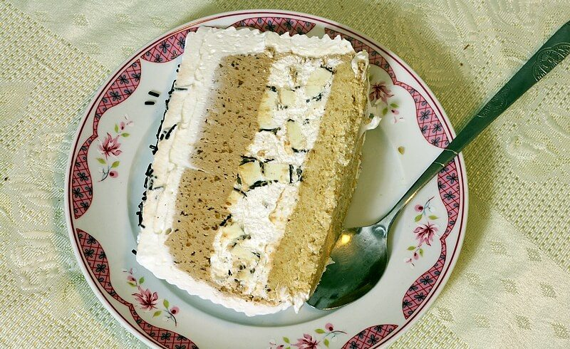 lenja zena torta