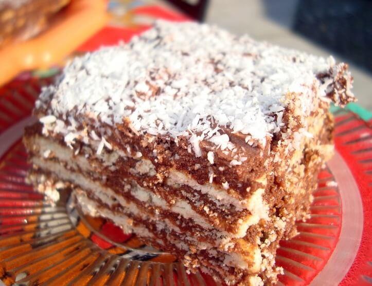 keks torta