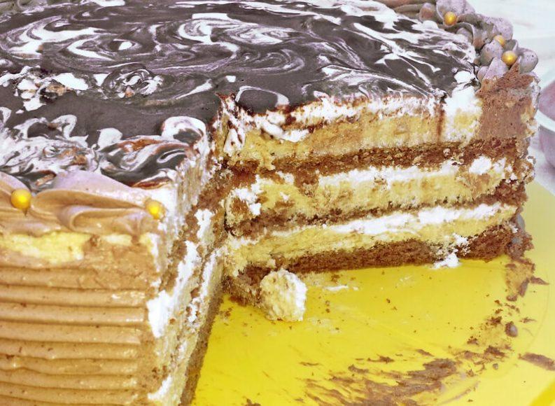 kapucino torta