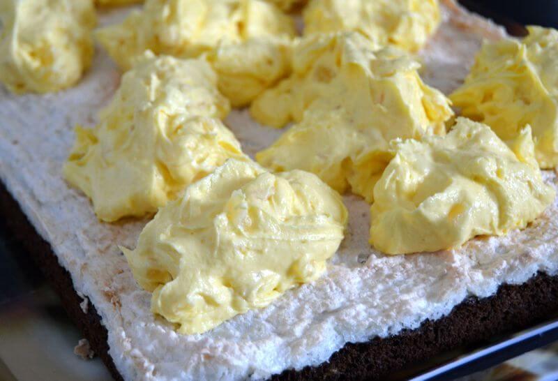 kolac sa kokosom i vanila kremom (5)
