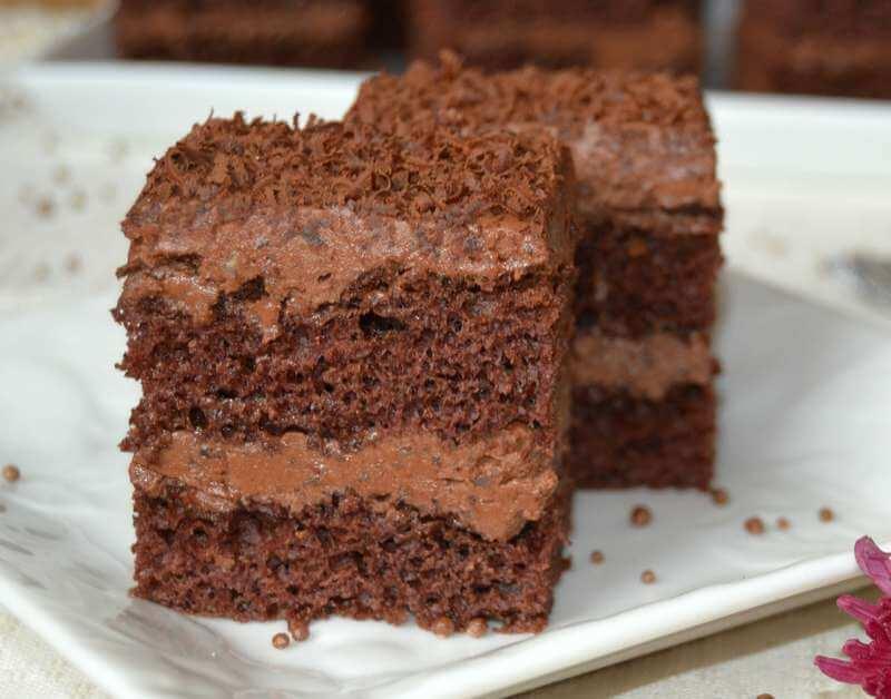 cokoladni kolac sa orasima