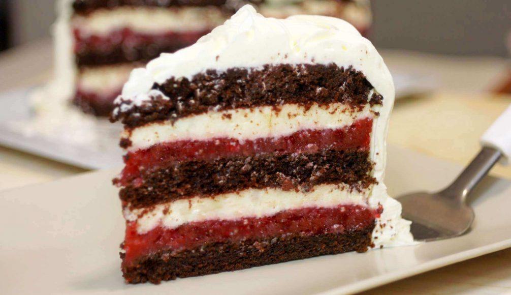 bloddy berry torta