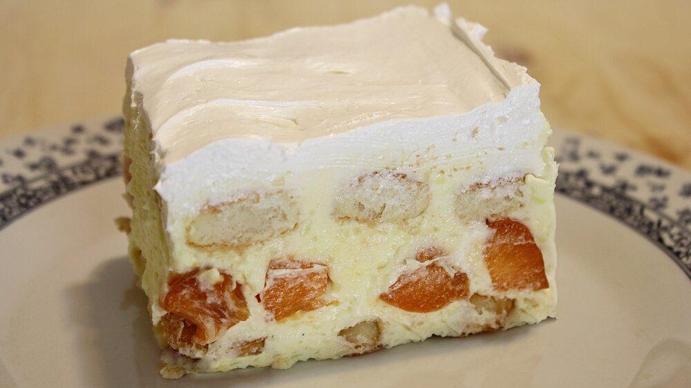 brzi kolac sa kajsijama ili breskvama