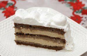 mlecna cokoladna torta