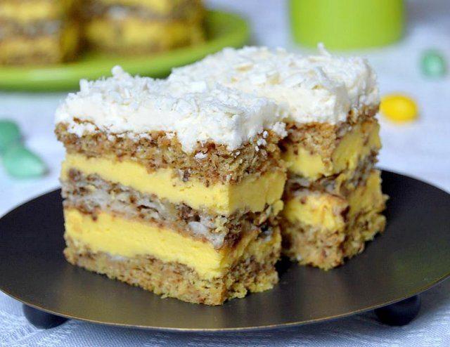 kremasti kolac sa orasima