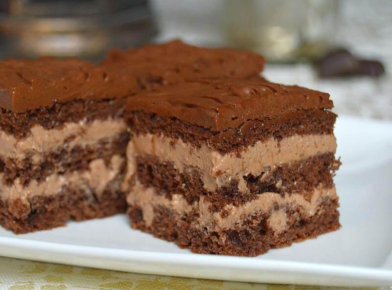 veoma cokoladni kolac