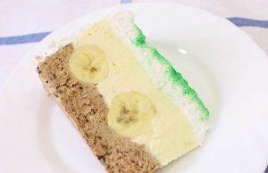 plazma torta sa bananama