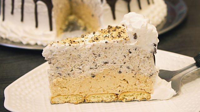 brza torta sa orasima i keksom