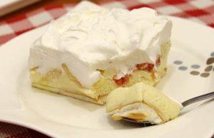 kremasti kolac sa breskvama