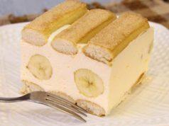 kolac sa piskotama i bananama