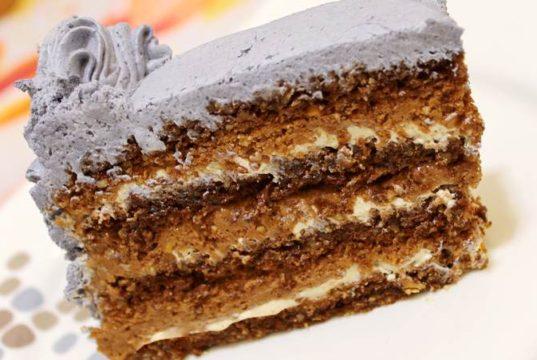 kikiriki torta sa karamelom