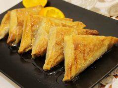 posna grcka baklava