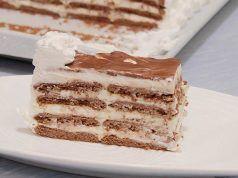 mlecna keks torta