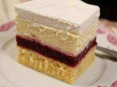 kolac sa malinama kupinama ili jagodama